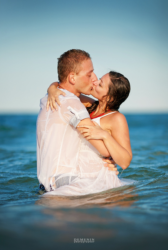 Love Story — Ulya & Jenya